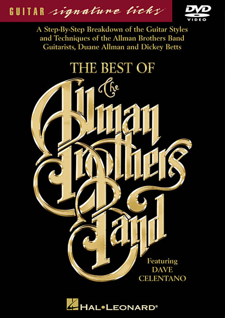 BEST OF THE ALLMAN BROTHERS BAND BY ALLMAN BROTHERS BAND (DVD)