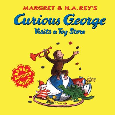 Curious George Visits a Toy Store By Weston, Martha (ILT)/ Rey, H. A. (ILT)/ Rey, Margret